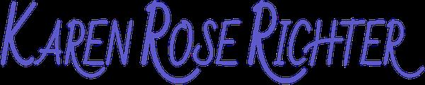 Karen Rose Richter Sticky Logo Retina