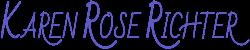 Karen Rose Richter Retina Logo